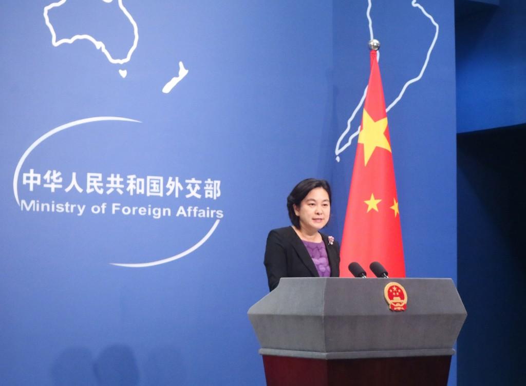 中央社記者繆宗翰北京攝  107年8月28日