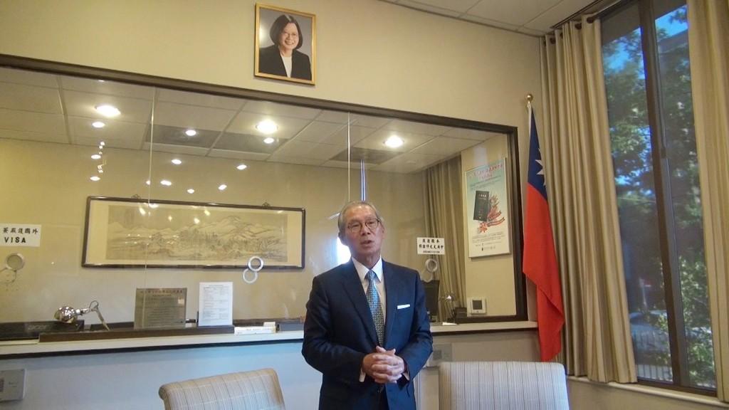 駐美國臺北經濟文化代表處代表高碩泰(照片來源:資料照片/中央社提供)