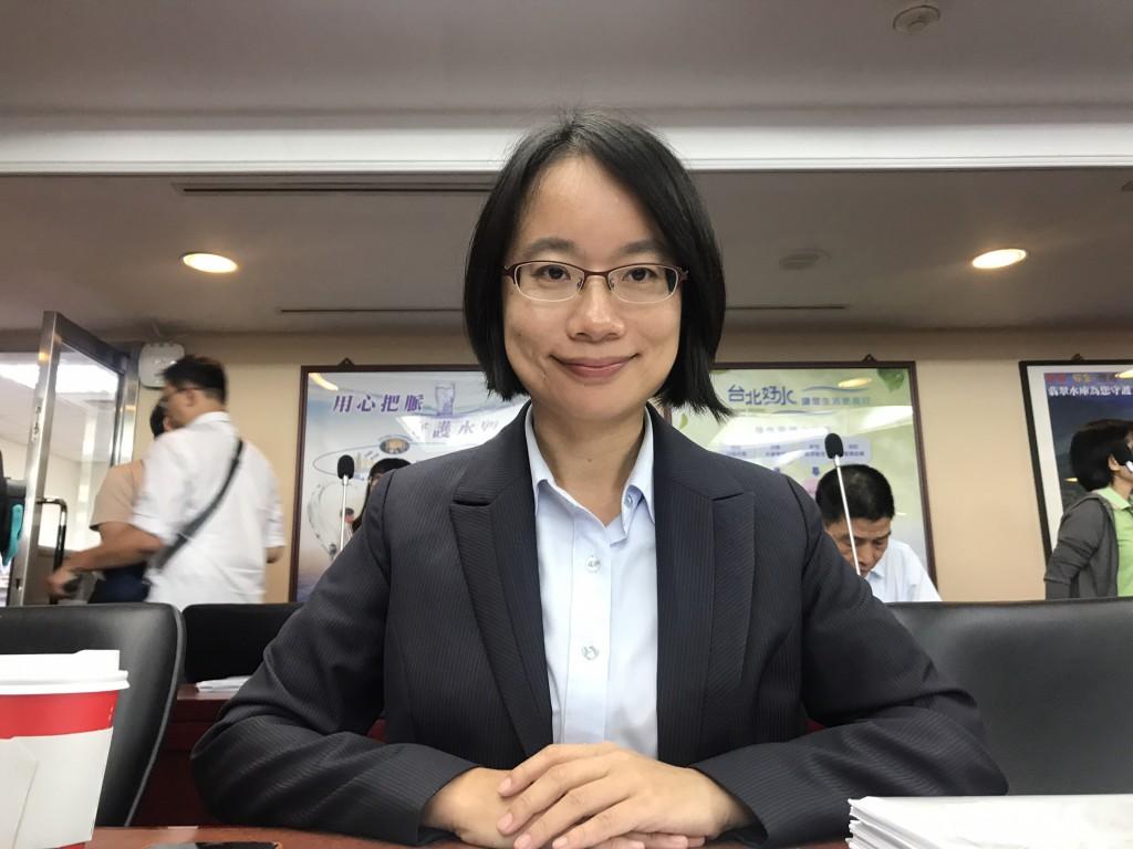 北農總經理吳音寧