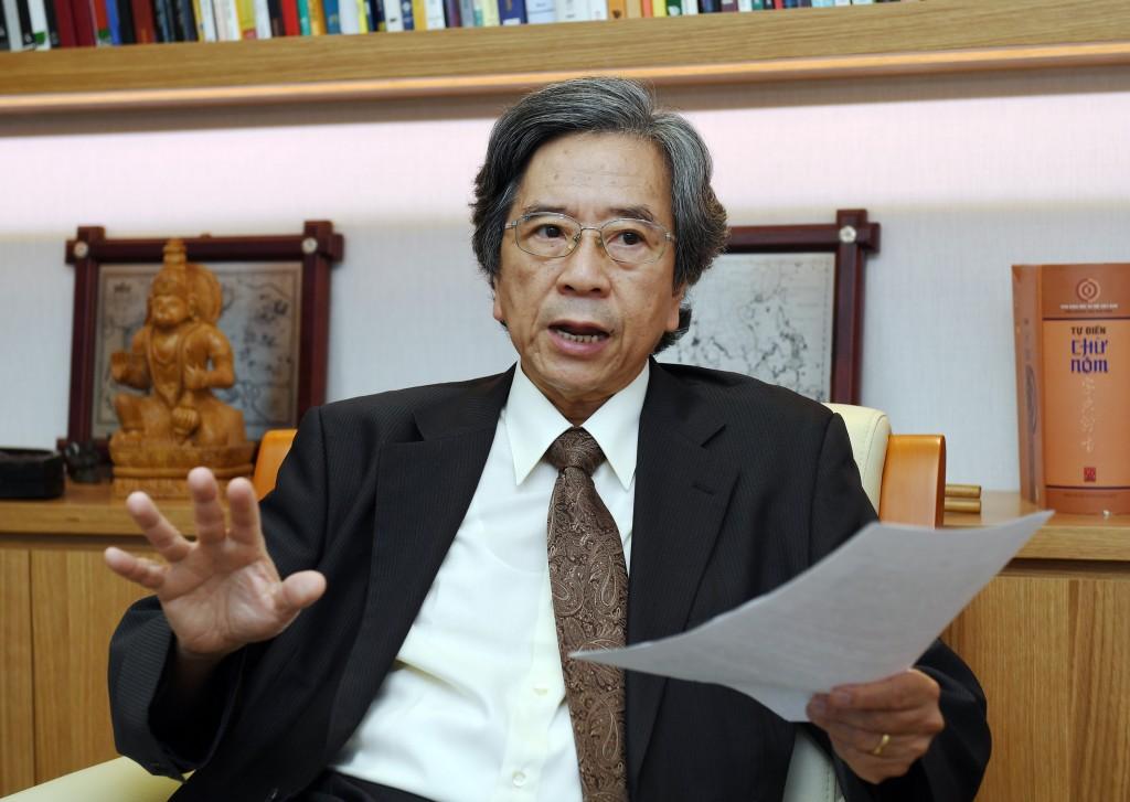 TAEF Chairman Michael Hsiao.