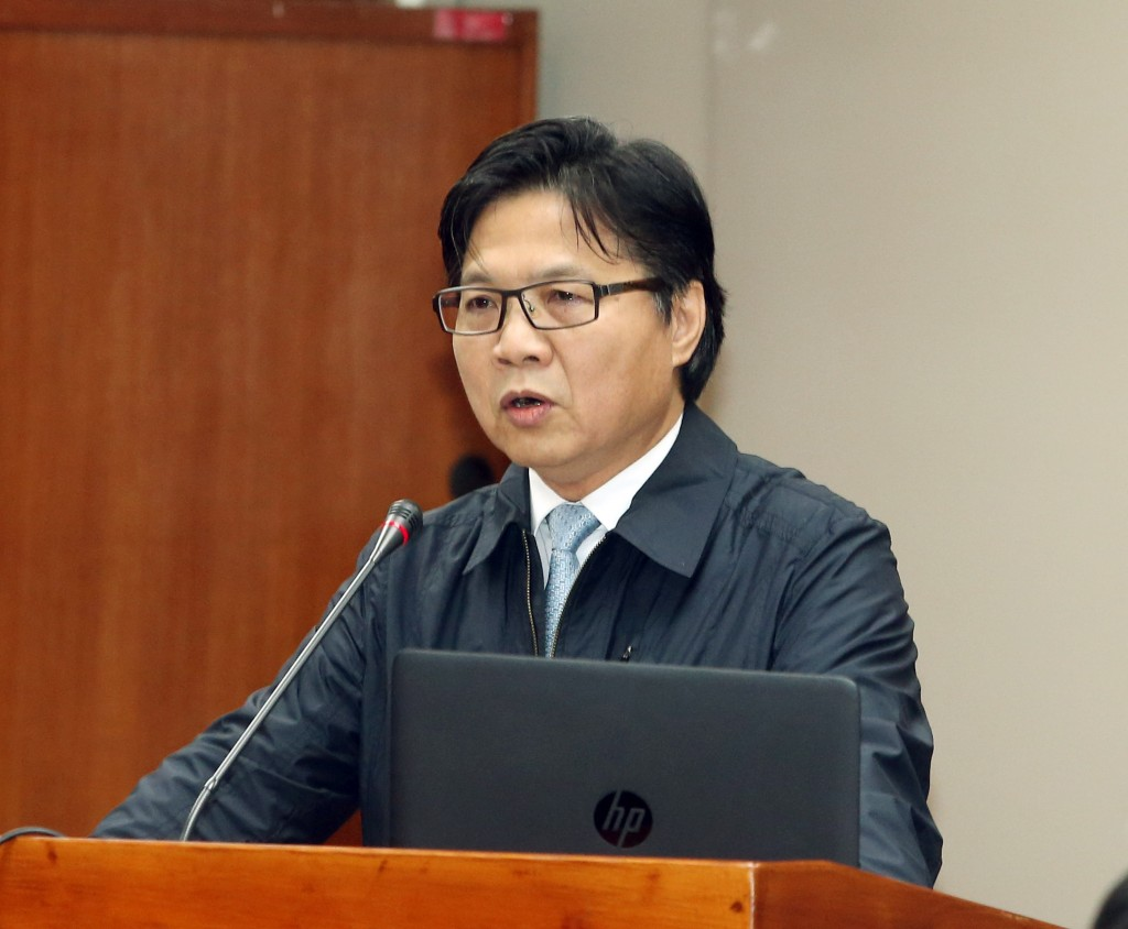 Minister of Education Yeh Jiunn-rong