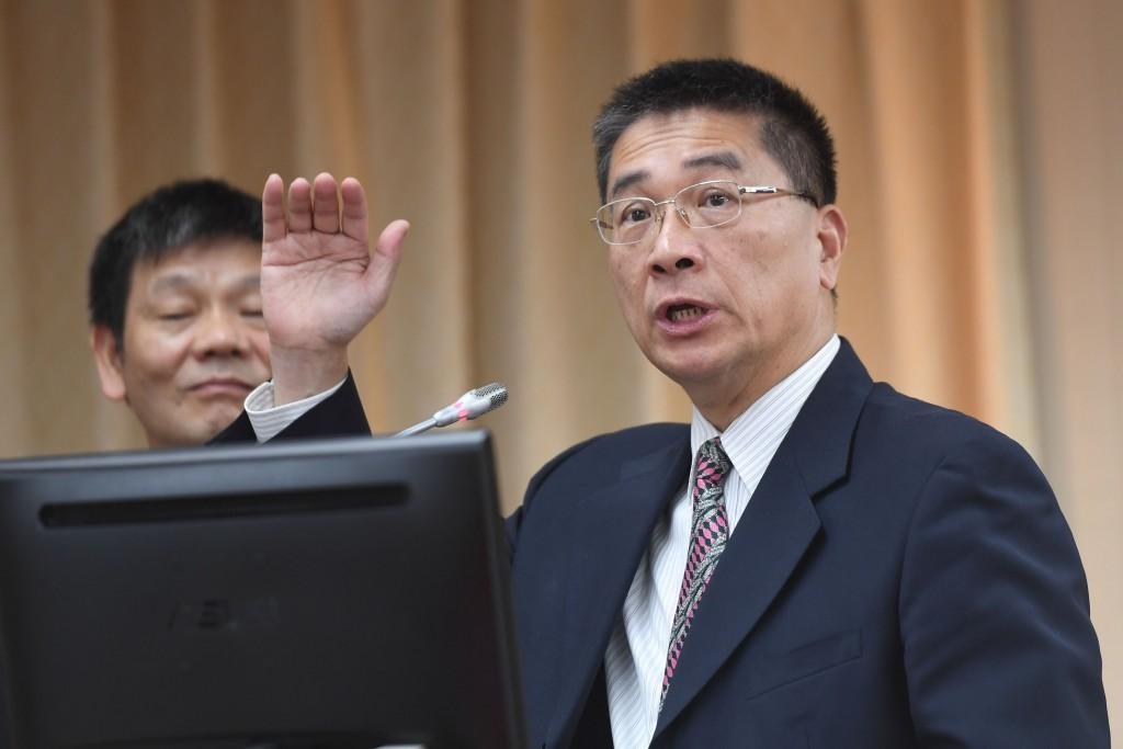 內政部長徐國勇(照片來源:資料照片/中央社提供)