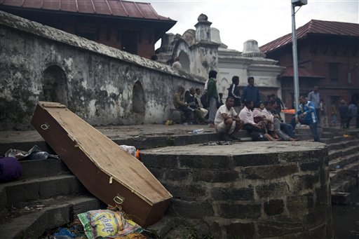 Ways to help Nepal earthquake victims
