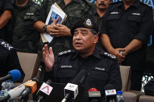 Malaysia: Human traffickers' camps had 139 suspected graves