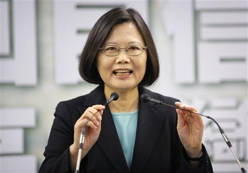 Tsai meets the United States Deputy Secretary of State