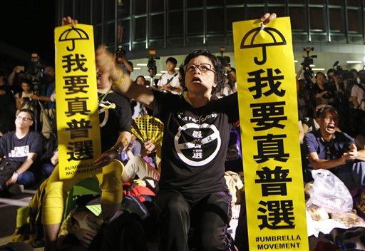 Hong Kong debates crucial election decision as vote nears