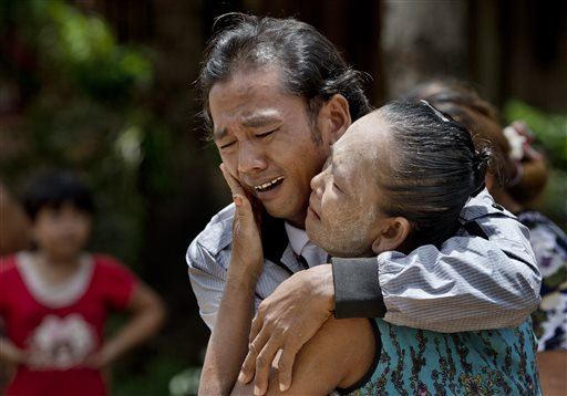 Myint Naing's story comes from interviews with him, his family, his friends and other former slaves, and through following his journey to his home in ...