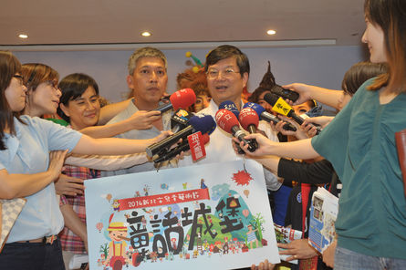 New Taipei ex-vice mayor named in construction scandal