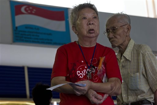 Singapore ruling party popularity tested in general election