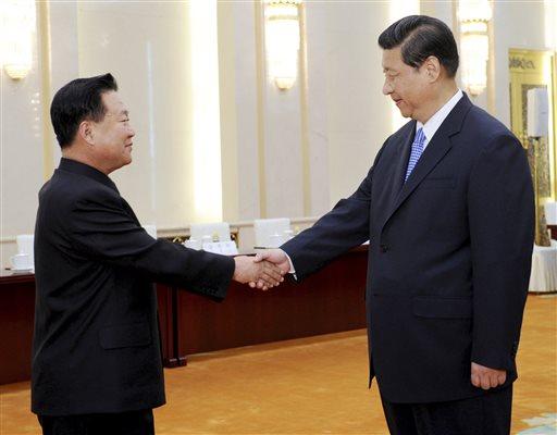 China to respond firmly to any North Korea nuke test