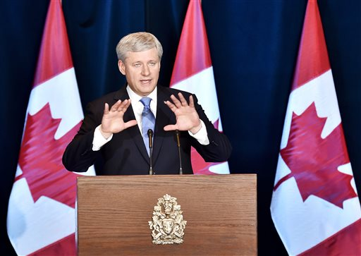 Ex-premier says Canada PM's policies borderline racist