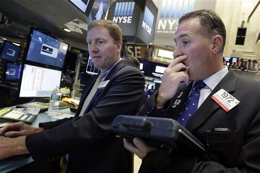 US stocks drop as investors assess earnings, deals