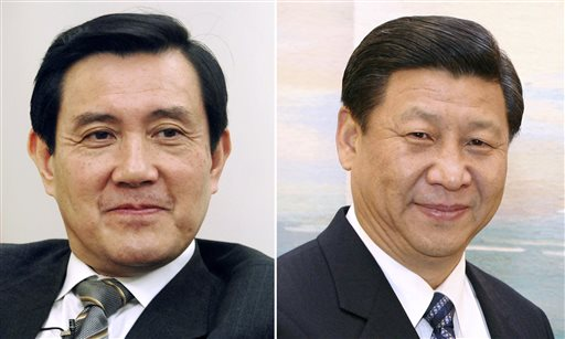 The historical Ma Xi Summit is unstoppable, draws worldwide attention
