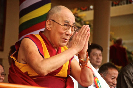Dalai Lama: Terrorism cannot be solved by God
