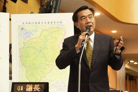 Case against Tainan speaker moves forward