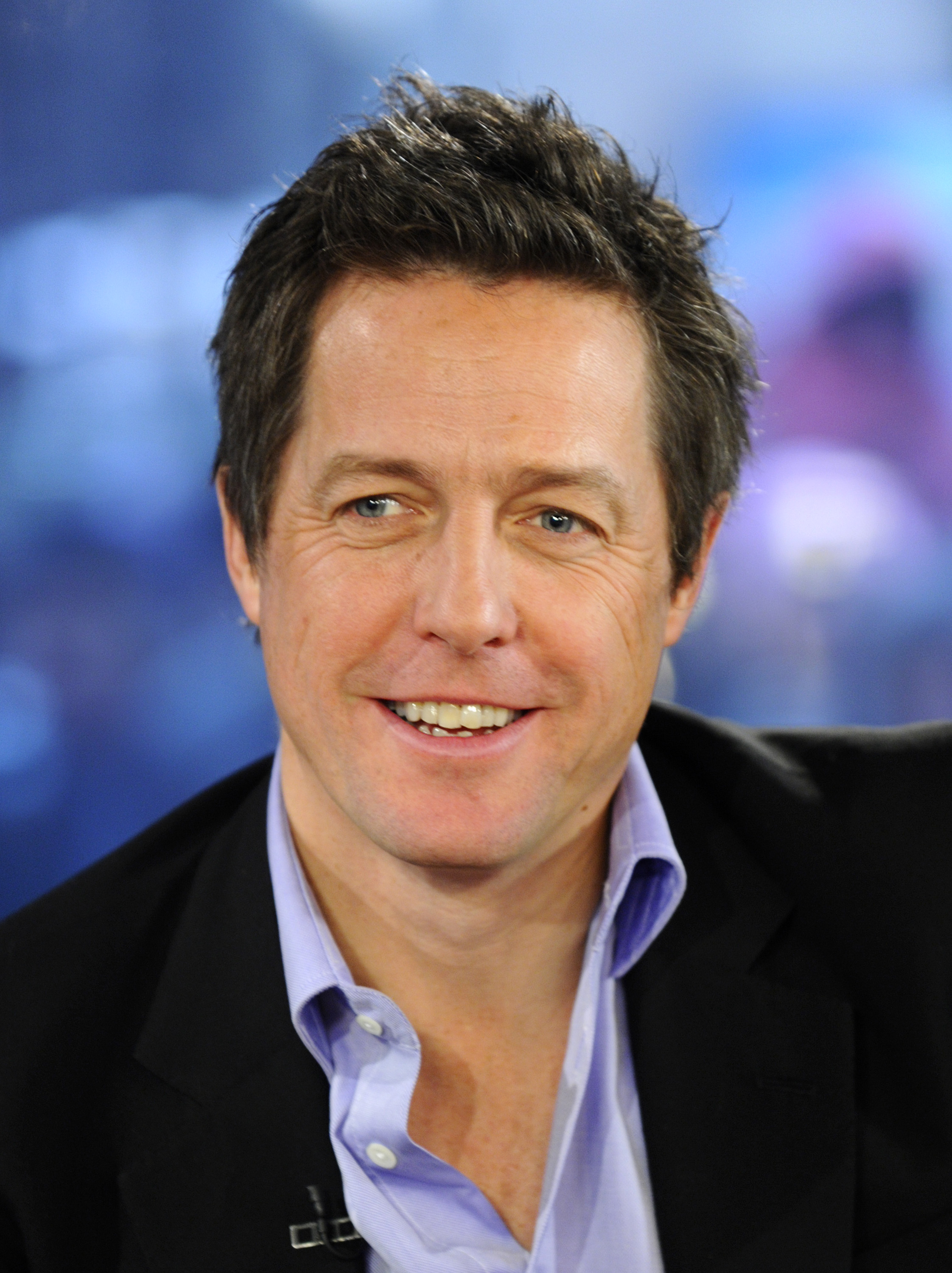 Actor Hugh Grant makes an appearance on NBC's 偲oday' show to talk about his new movie 釚id You Hear About the Morgans?,' in New York, New York on Dec. ...