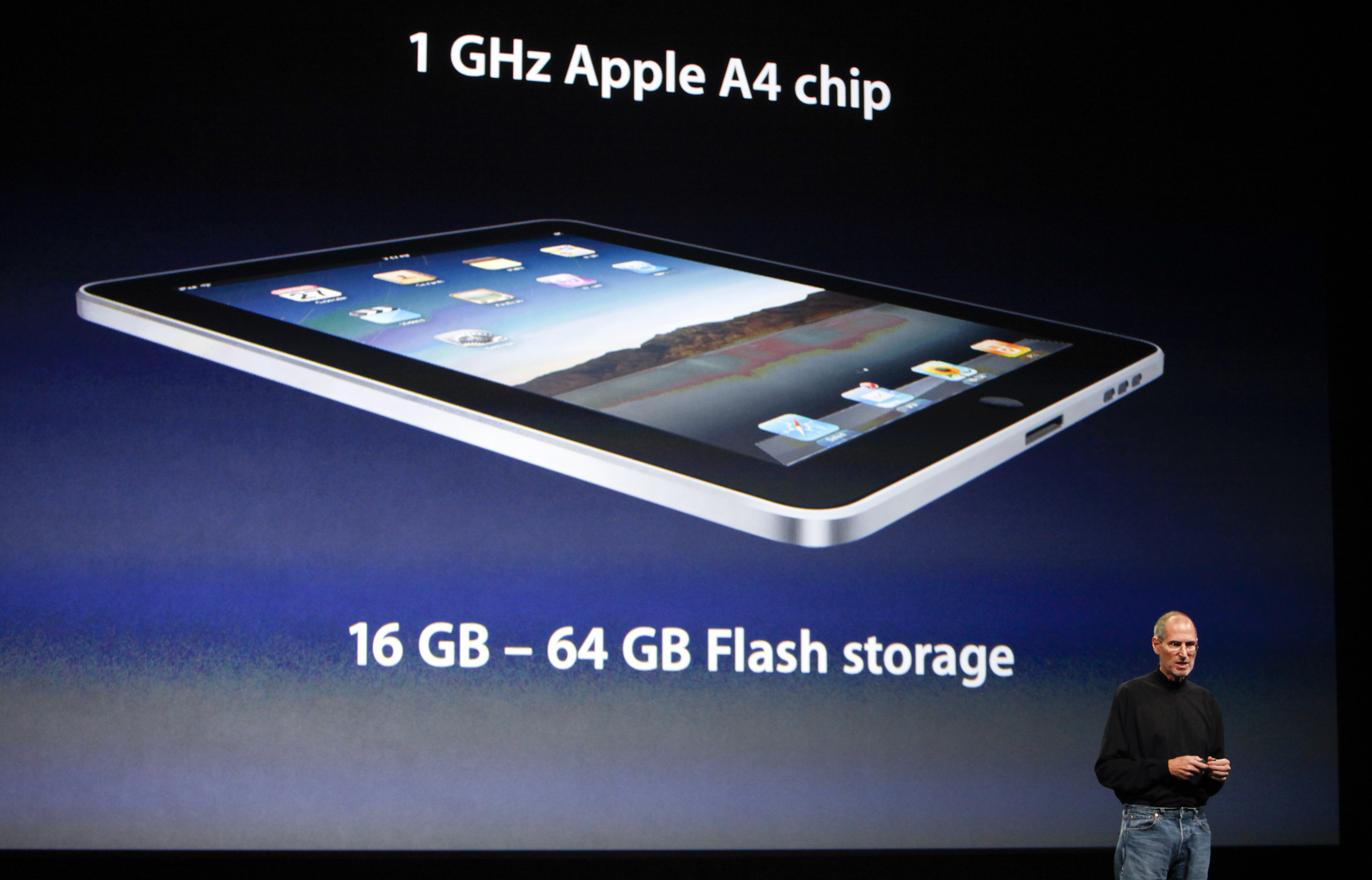 Apple iPad will need content as cool as it is