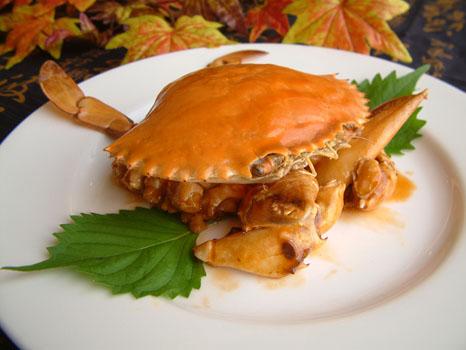 2008秋蟹