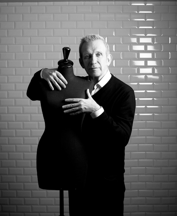 Jean Paul Gaultier, the fashion designer, in Paris, Feb. 27, 2012. Gaultier, who turns 60 in April, will show his fall collection in Paris on March 3....