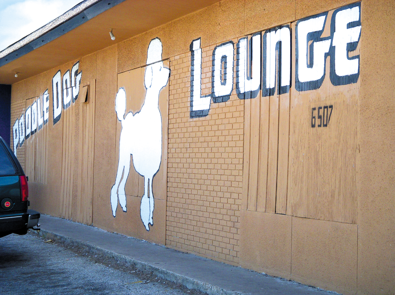 The Poodle Dog Lounge was used for a scene in Richard Linklater's 1993 film 'Dazed and Confused.'  Fort Worth Star-Telegram