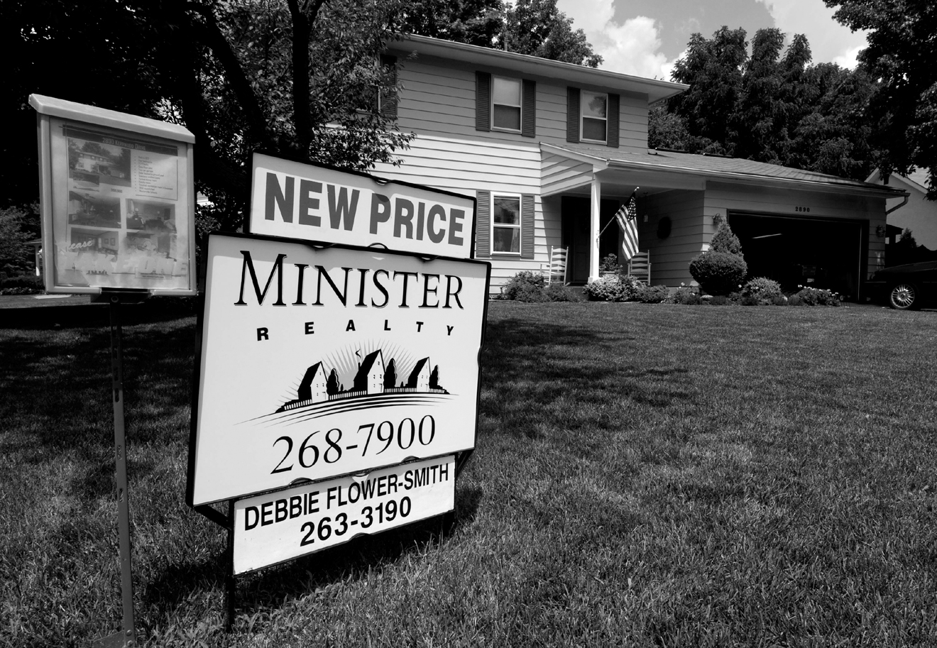 U.S. home prices may be lost for a generation
