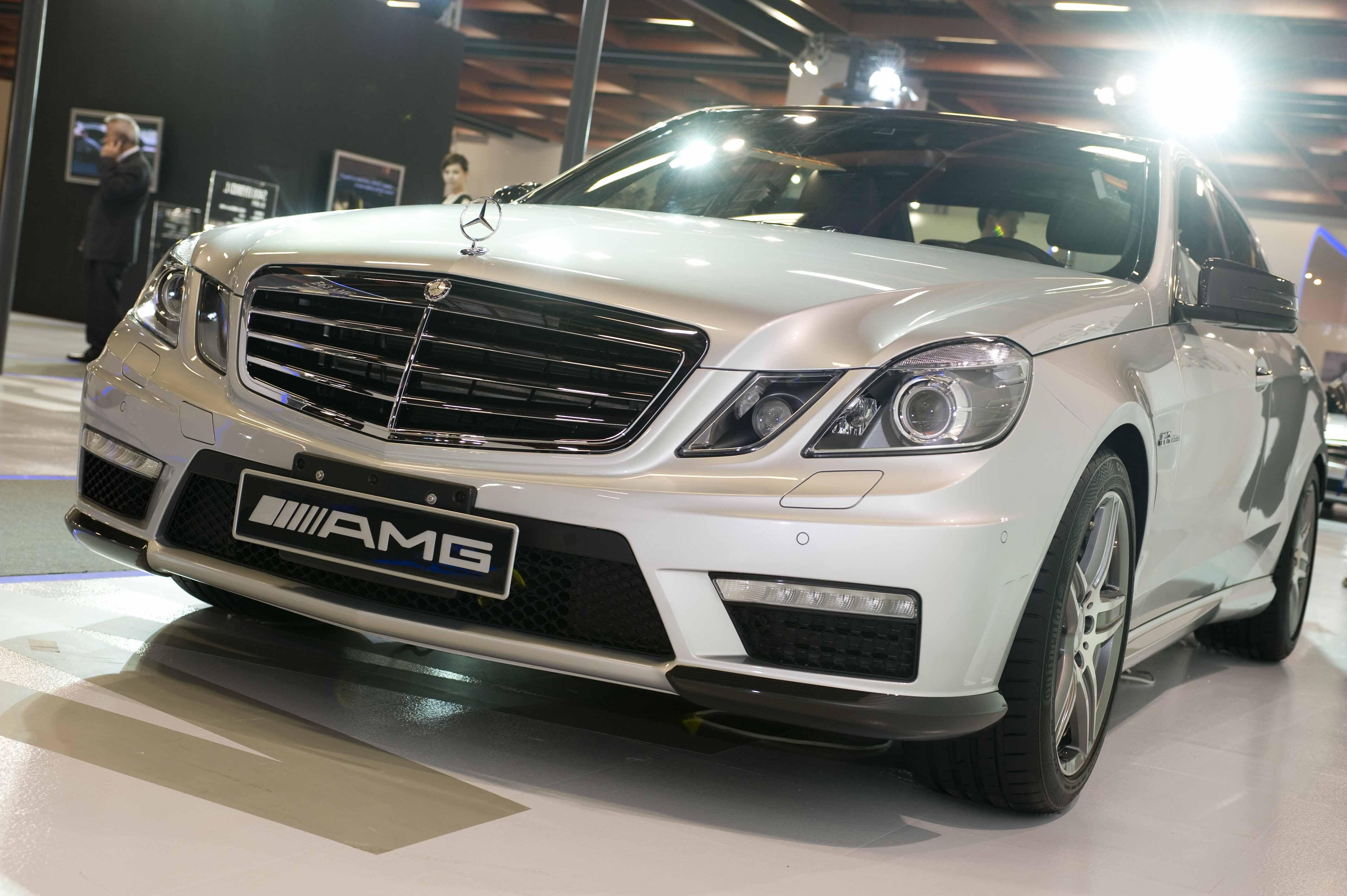 Mercedes-Benz的創新科技之路,始終是所有追隨者,唯一的目標!