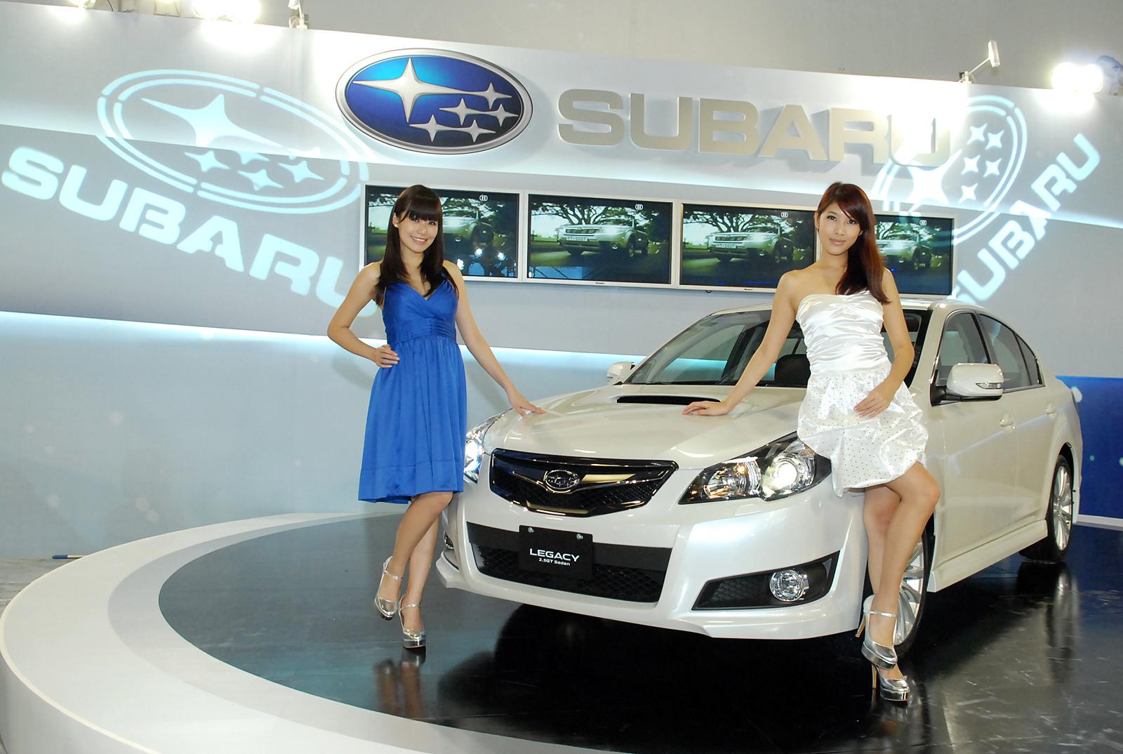 「豪門氣度 極致動能」 Subaru台北車展秀出品牌新陣容   車展期間Subaru推出優惠方案與跨年好禮 總代理預告明年在台擴點