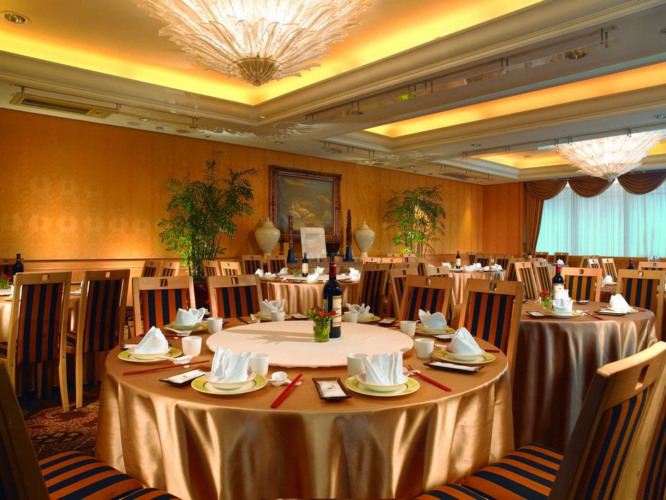 台北國賓川菜廳  商業午餐最超值