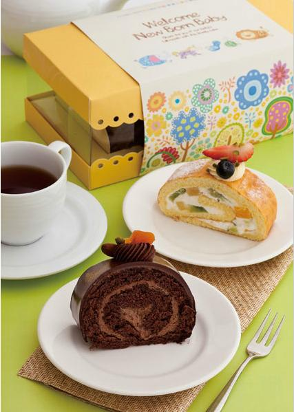 Gloria Prince Hotel Taipei presents gift boxes for full month baby