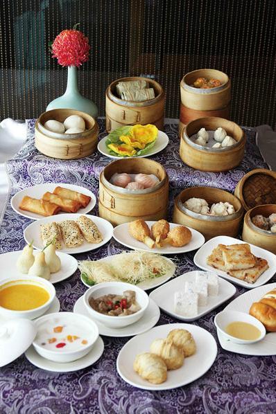 Shangri-La's Far Eastern Hotel, Taipei features Taiwanese green bamboo shoots at Marco Polo Restaurant