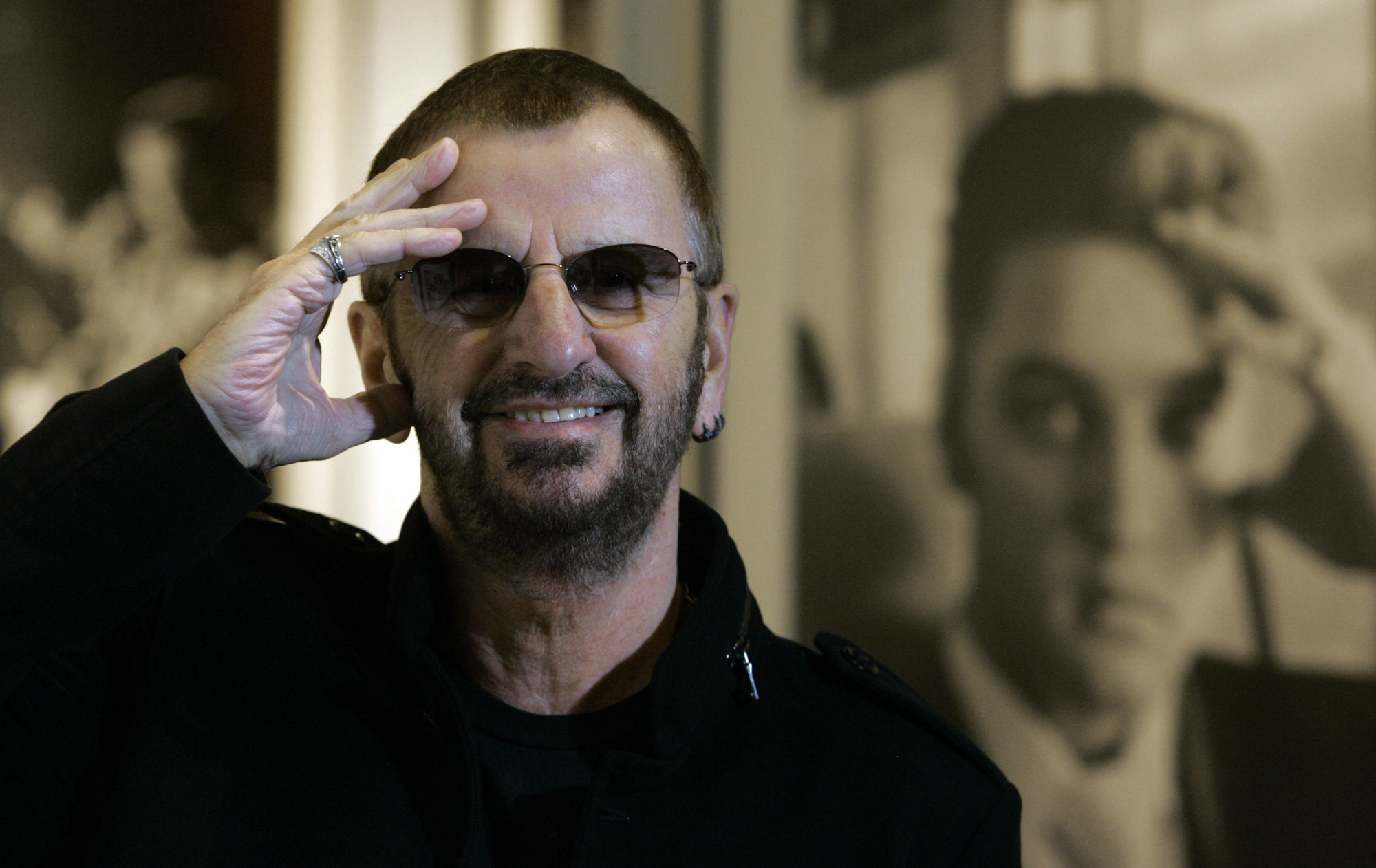 Ringo Starr relishes new challenges, but he's forever a Beatle