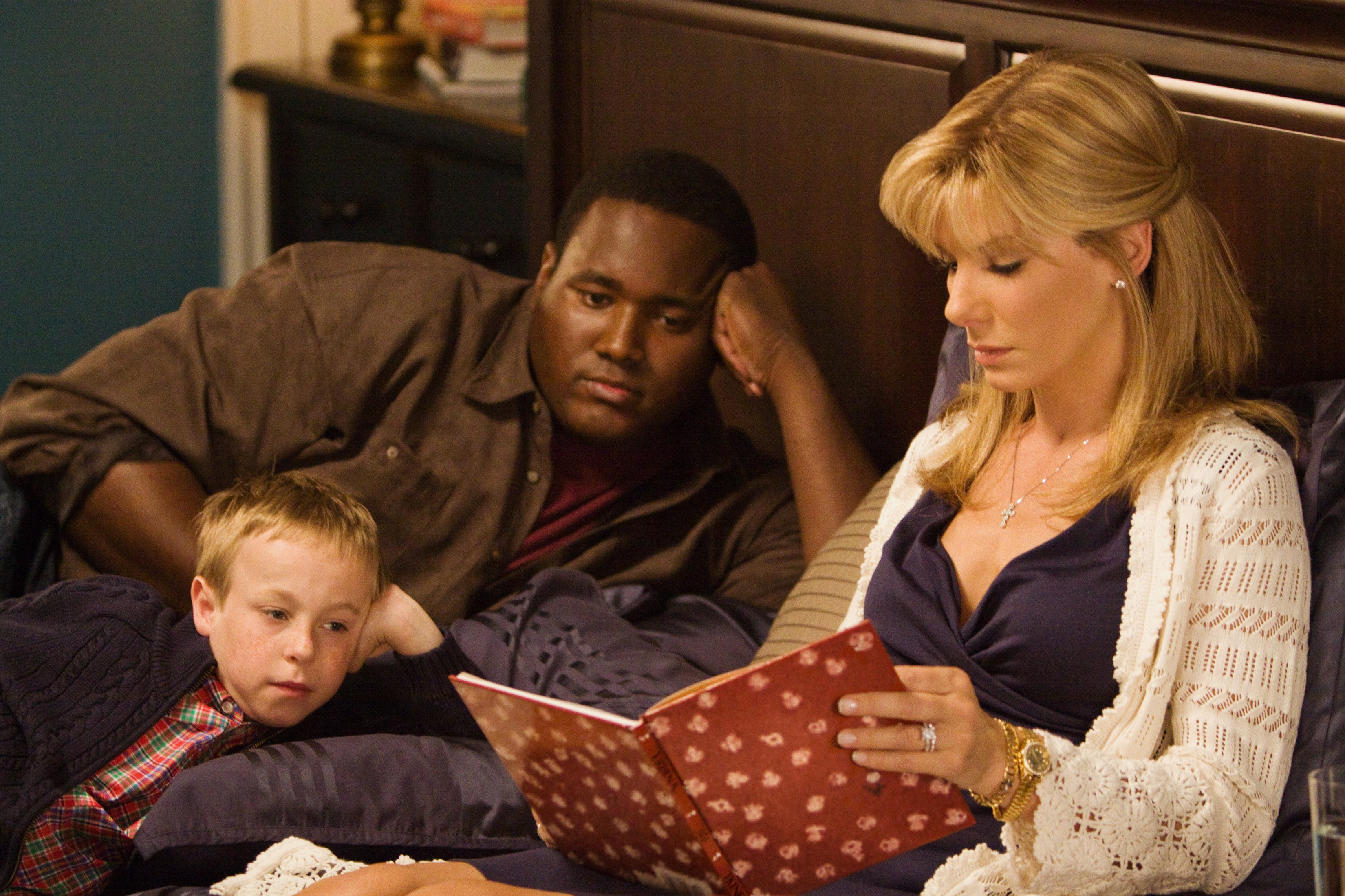 'The Blind Side' is uplifting and heartwarming