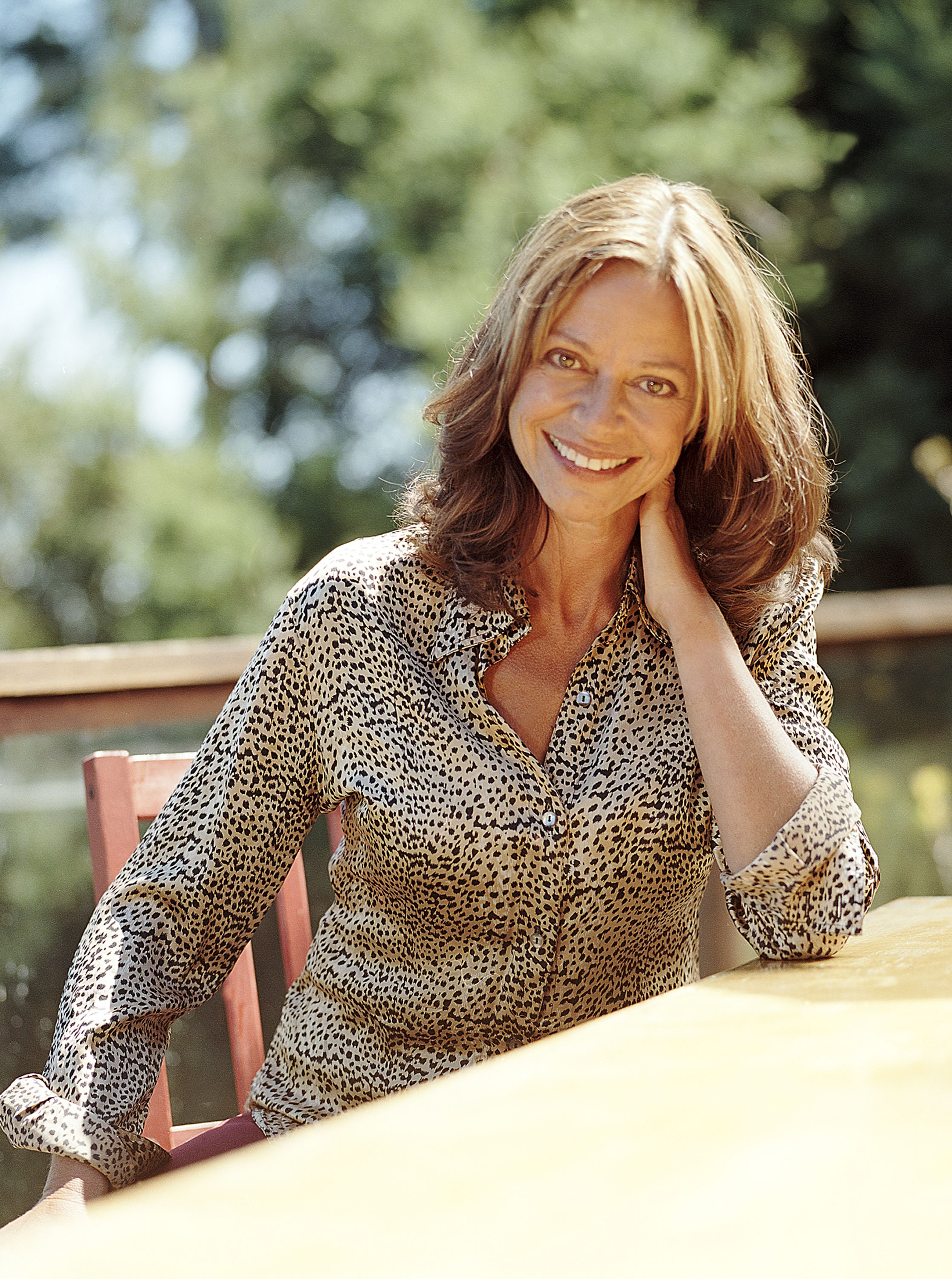 Joyce Maynard, author of 'Labor Day' is shown in this undated file photo released by William Morrow.