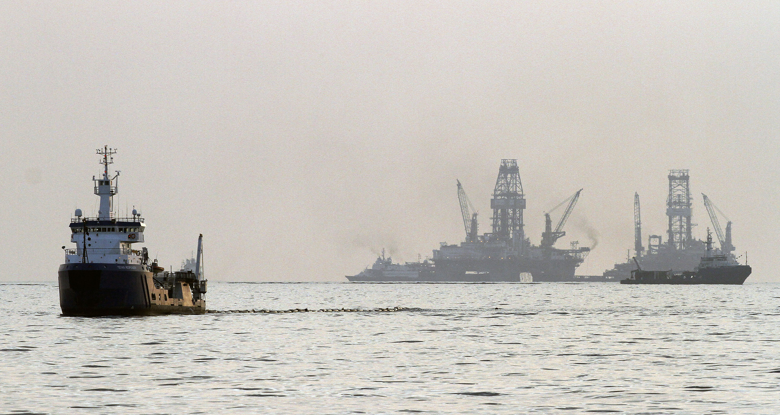 New name, same rotten core for offshore drilling agency