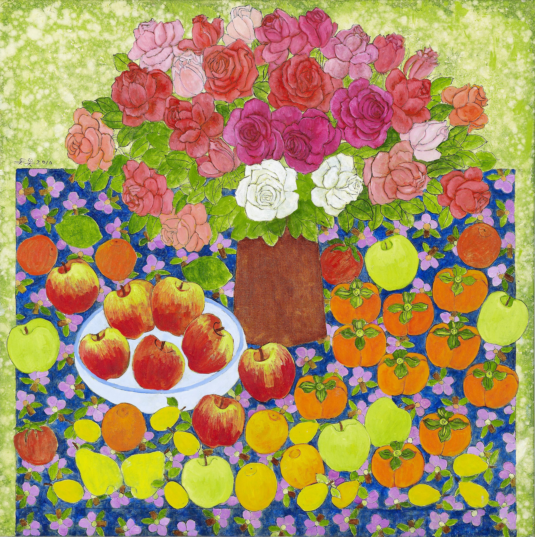 Wu Hao-Blooming
