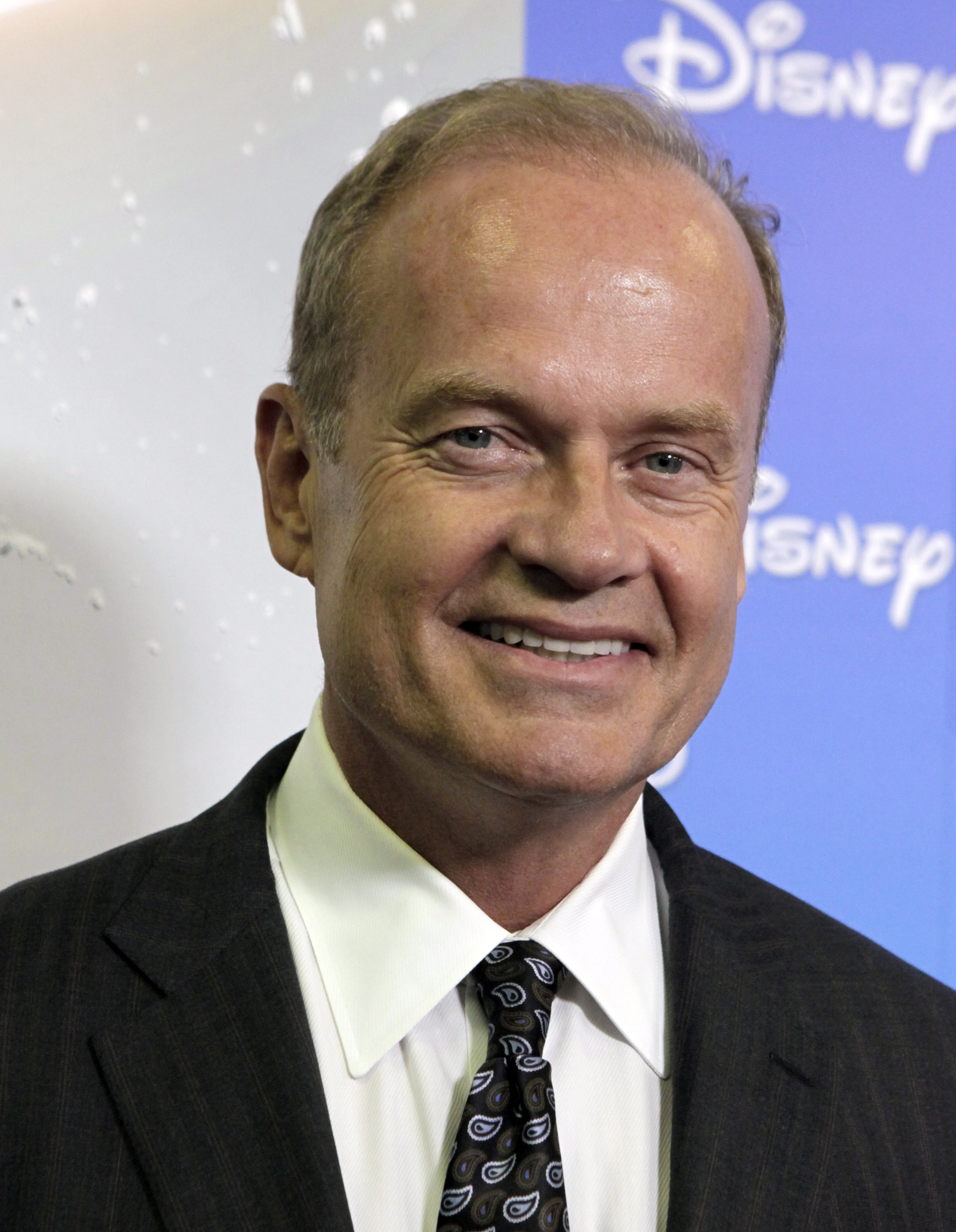 Actor Kelsey Grammer arrives at  'The ABCs of Disney', a showcase of of the network's upcoming fall lineup, in Anaheim, California in this September 2...