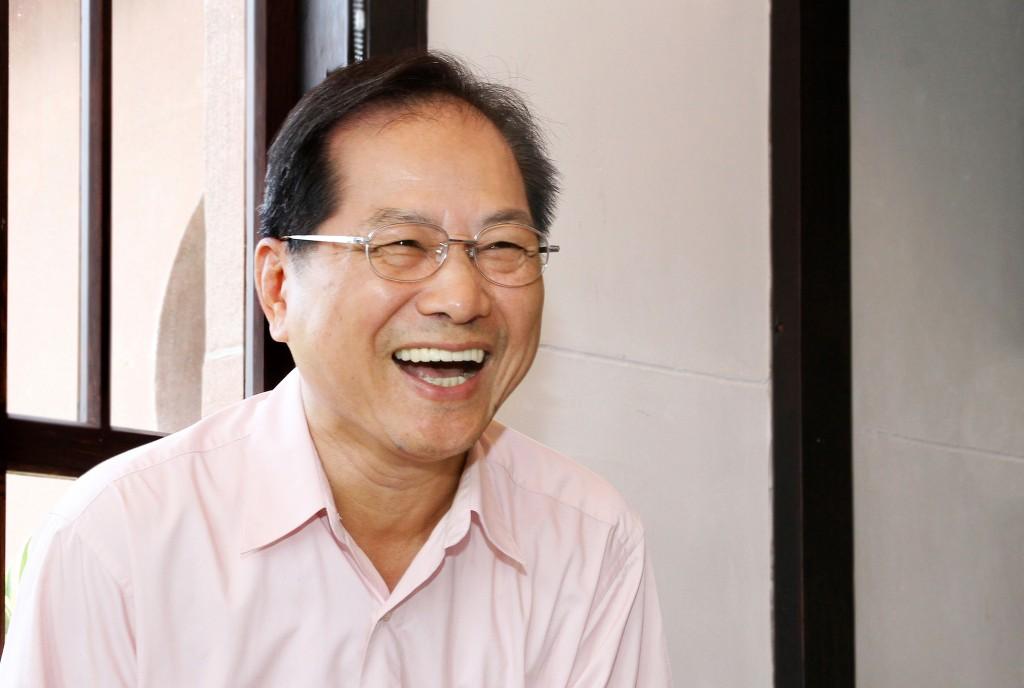 蕭裕有說,「繞了台灣一大圈,發現最好的合作夥伴,原來就近在眼前。」