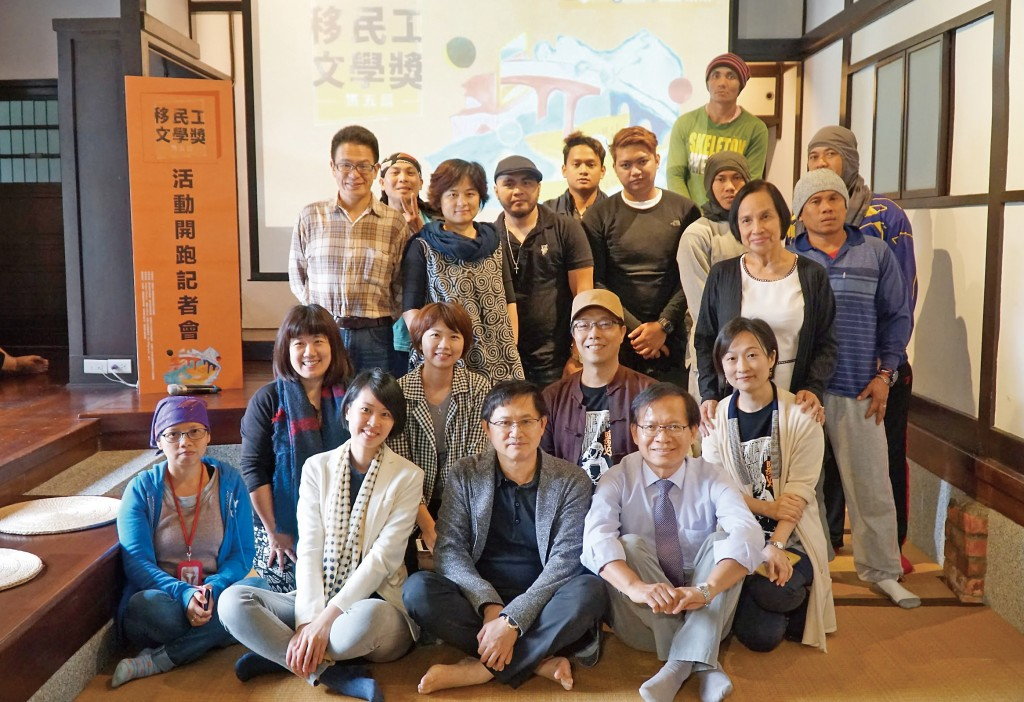 透過移民工文學獎的舉辦,讓更多人認識東南亞朋友。(張正提供)