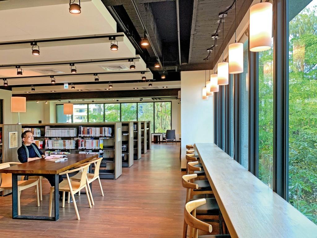 建築師陳志靖希望讓更多人近距離觀察自然景致。