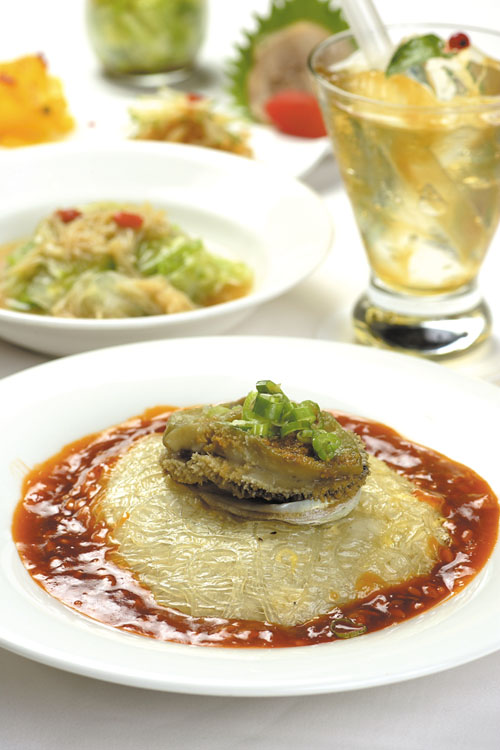 Lan Ting offers gourmet seafood