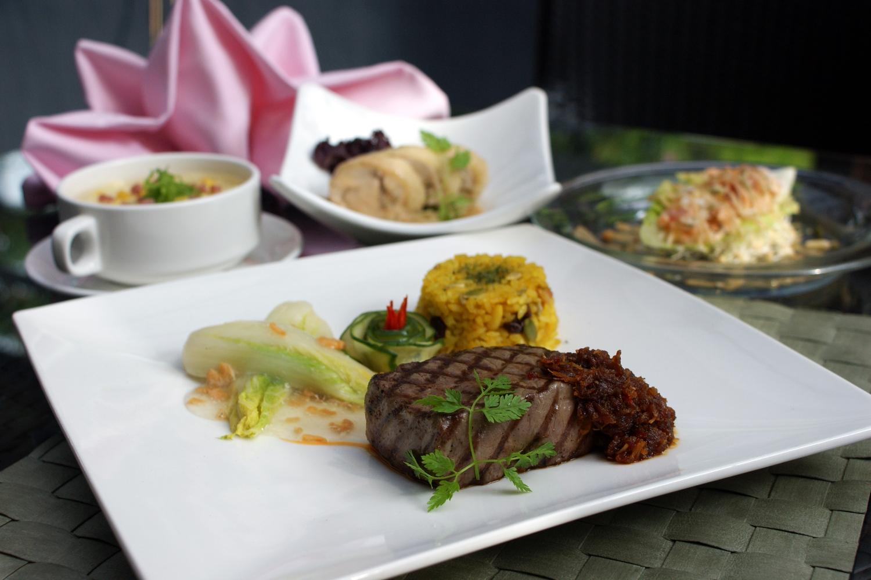 風尚東方美食套餐