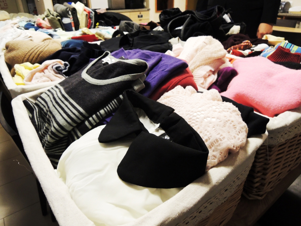 衣物募集 溫暖弱勢團體
