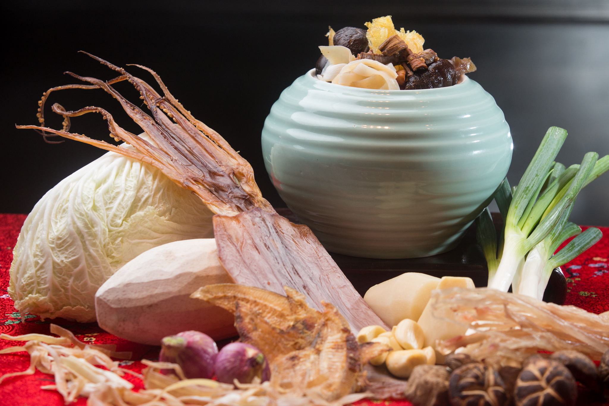 Grand Hyatt Taipei presents Chinese New Year takeout specialites