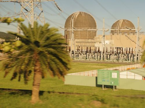 Fire at Third Nuclear Power Plant slows one reactor