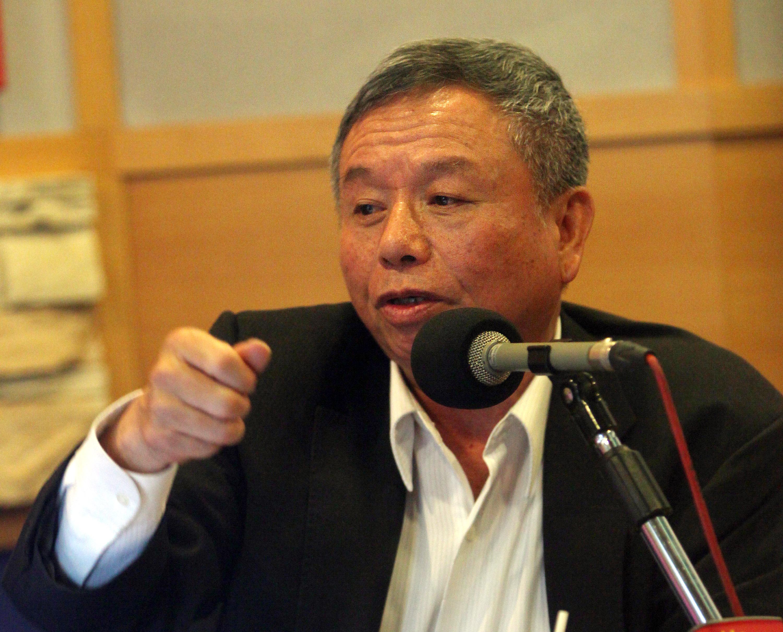 Yaung insists on presidential bid