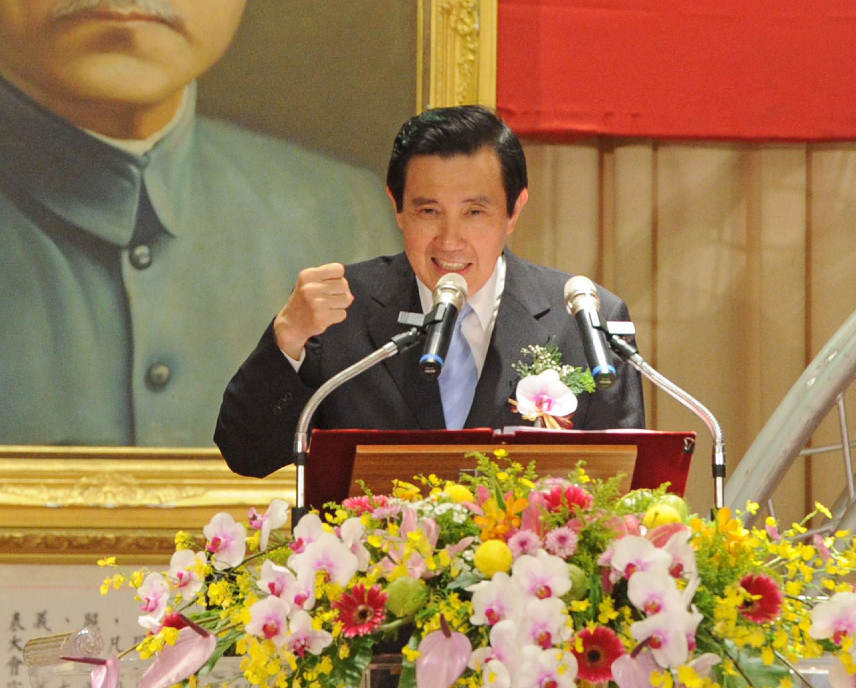 Ma rebuffs Tsai over China policy and rapprochement
