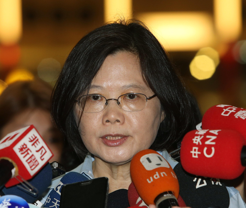 Opinion polls confirm Tsai lead