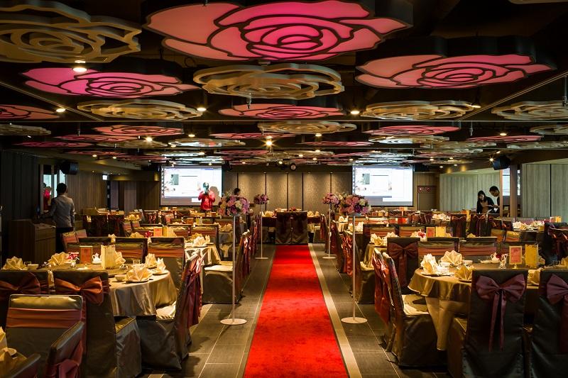 Yuan Vegetarian restaurant offers wedding service