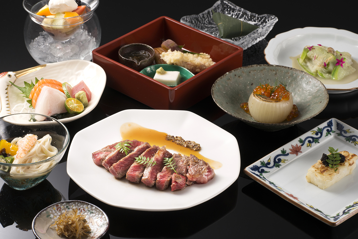 Shangri-La Taipei promotes new special Japanese dishes