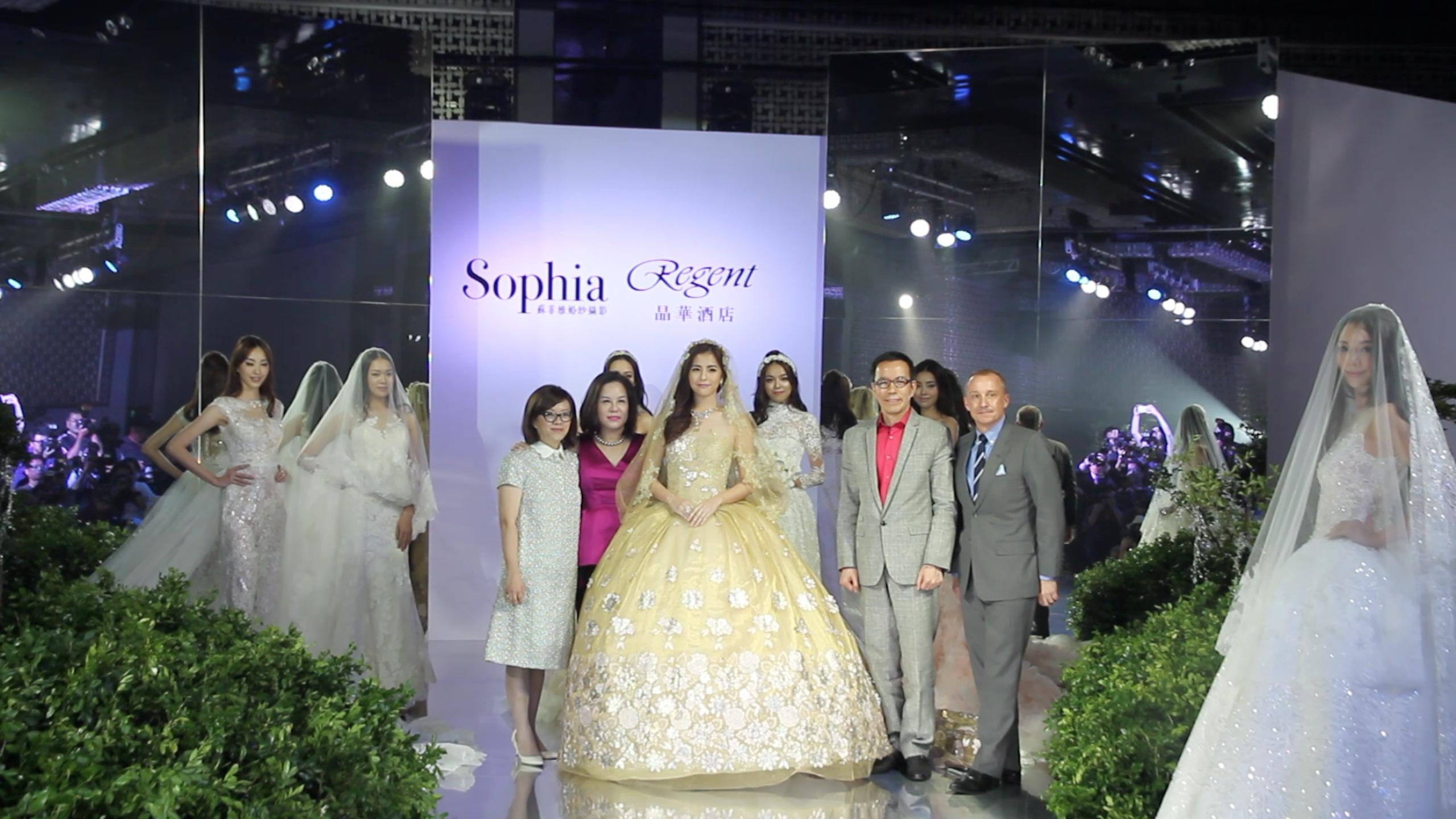Regent Taipei promotes luxurious wedding package